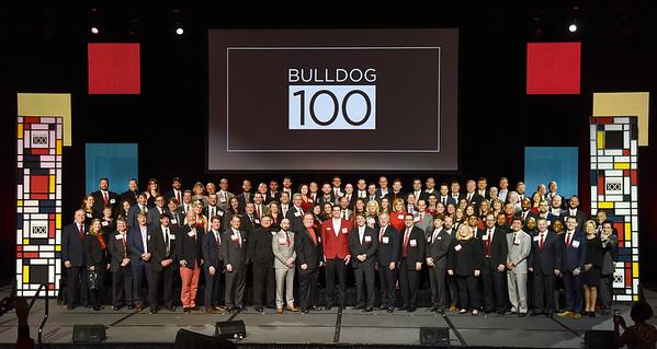 2018 Bulldog 100