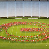 Description: Freshman Welcome Class of 2019 Group<br /> Date of Photo: 8/16/2015<br /> Credit: Dorothy Kozlowski, University of Georgia<br /> Photographic Services File: 32981-009<br /> <br /> The University of Georgia owns the rights to this image or has permission to redistribute this image. Permission to use this image is granted for internal UGA publications and promotions and for a one-time use for news purposes. Separate permission and payment of a fee is required to use any image for any other purpose, including but not limited to, commercial, advertising or illustrative purposes. Unauthorized use of any of these copyrighted photographs is unlawful and may subject the user to civil and criminal penalties. Possession of this image signifies agreement to all the terms described above.