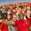 Description: Freshman Welcome Class of 2019<br /> Date of Photo: 8/16/2015<br /> Credit: Andrew Davis Tucker, University of Georgia<br /> Photographic Services File: 32980-361<br /> <br /> The University of Georgia owns the rights to this image or has permission to redistribute this image. Permission to use this image is granted for internal UGA publications and promotions and for a one-time use for news purposes. Separate permission and payment of a fee is required to use any image for any other purpose, including but not limited to, commercial, advertising or illustrative purposes. Unauthorized use of any of these copyrighted photographs is unlawful and may subject the user to civil and criminal penalties. Possession of this image signifies agreement to all the terms described above.