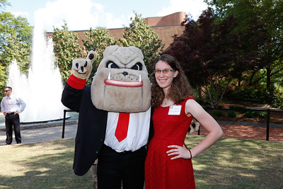 Senior Send Off by UGA Alumni Association