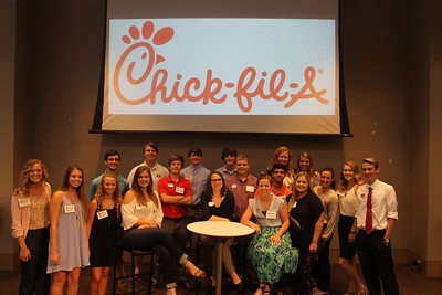 2017 Chick-fil-A Student Send-Off