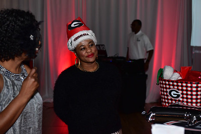 2017 Black Alumni Holiday Party: Glitz and Giving