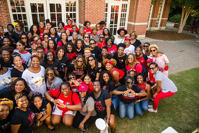 Black Alumni Homecoming Tailgate 2018