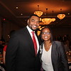 Richard Seymour (M '01) and Dr. Carla Williams (AB '89, MPA '91)