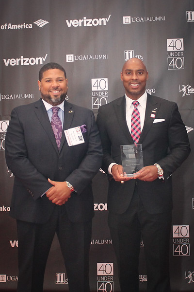 Kevin Gooch (JD '04) - 40 Under 40 Class of 2015 & Ronnie Mabra (JD '04) 40 Under 40 Class of 2016