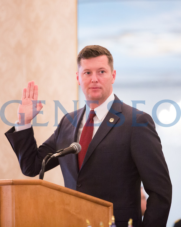 Secretary of the Army Patrick J. Murphy