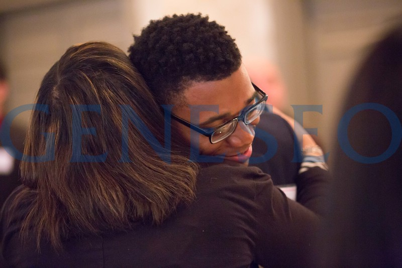Nikoles Simons hugs mom, Gail oliver. // nikolessimons@yahoo.com // 856-295-3911
