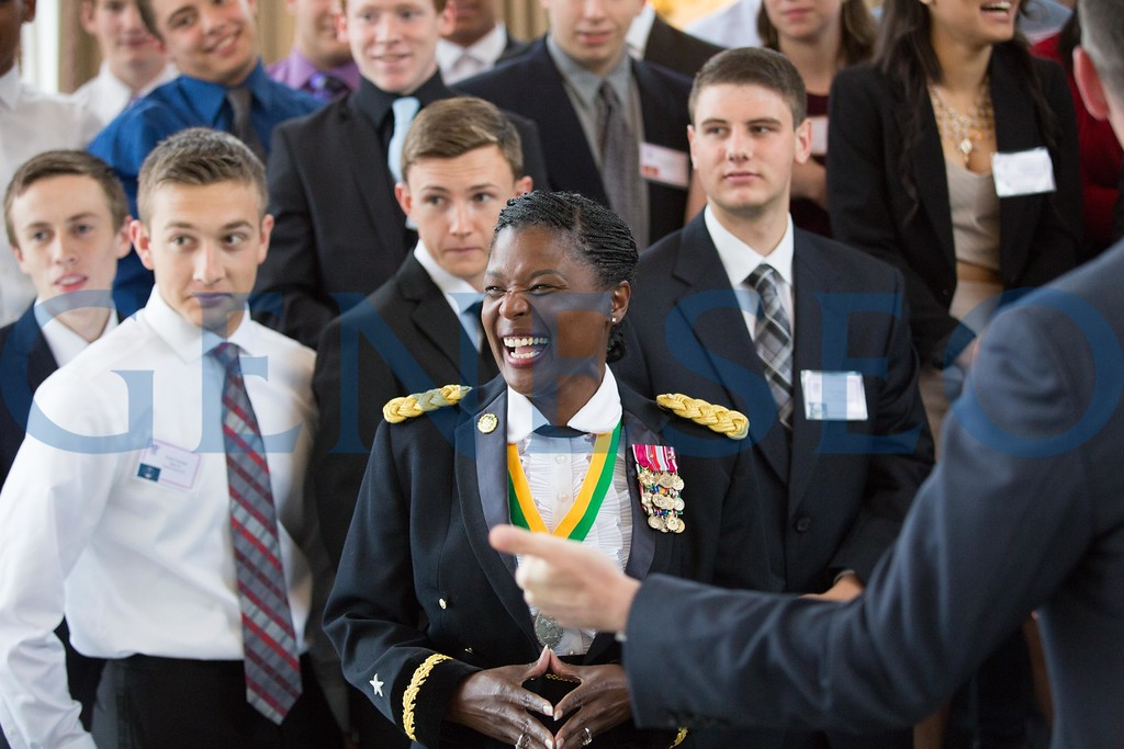 BG Donna Martin, Deputy Commanding General US Army Recruiting Command