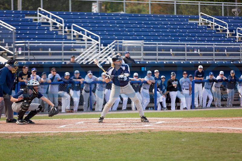 Fall 2017 Alumni Baseball Game photos by Annalee Bainnson