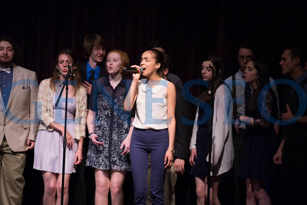 Between the Lines A cappella group