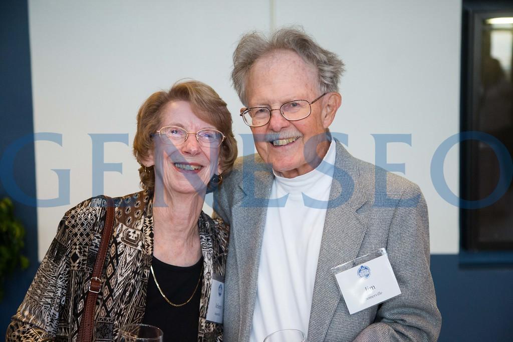 Arlene and Jim Somerville