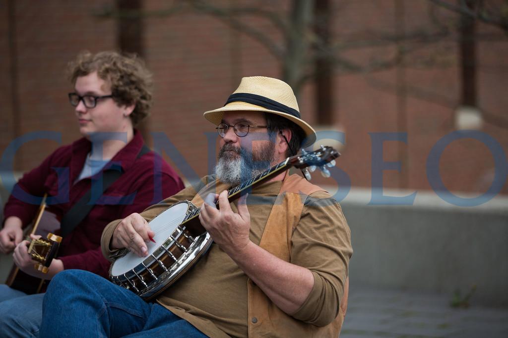 Geneseo String band