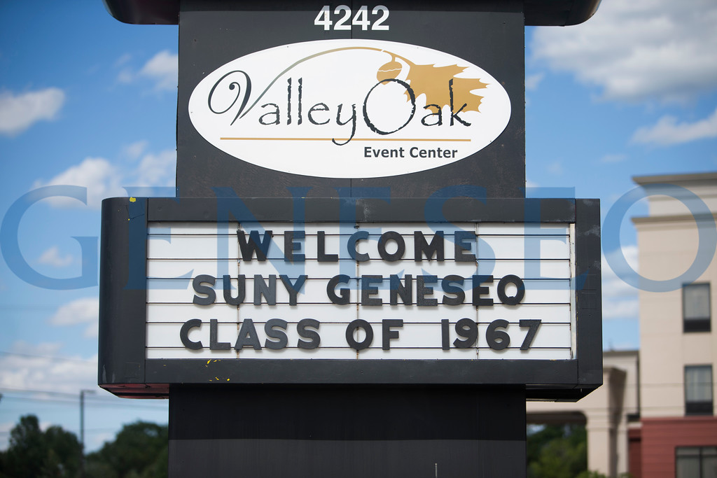 50-year club, Class of 1967 reunion at the Valley Oak Inn // Photos by Ben Gajewski