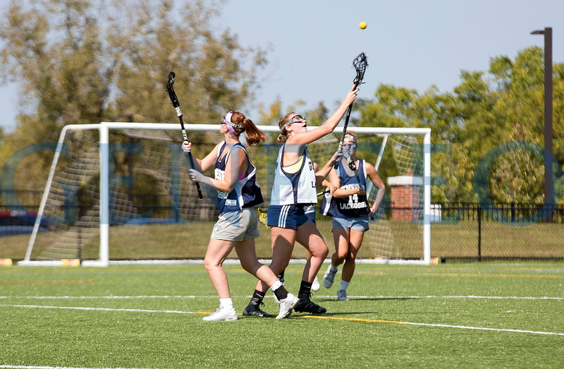 Fall 2017 Women's Alumni Lacrosse Lax Game photos by Annalee Bainnson