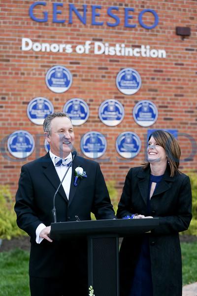 Dan and Nancy Loughran