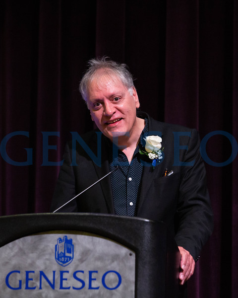 John Lombardo '74 the Professional Achievement Award,