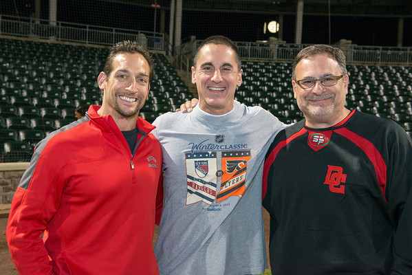 Alumni Baseball 10/25/2014