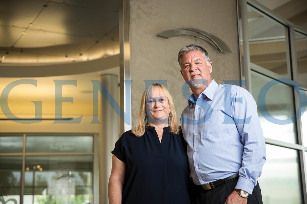 Sue Hess Ashley '77 and Mark Ashley '77