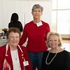 Sr. Mary Eileen O'Brien, Hilda Kogut and Dorothy Filoramo