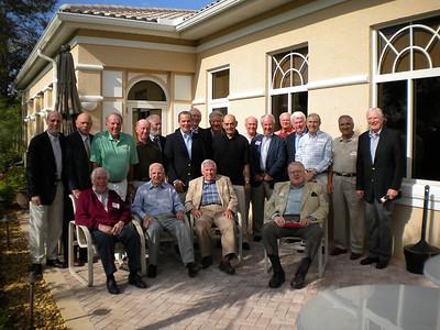 Florida Receptions, Feb 2012