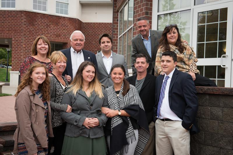 Dennis Higgins Family