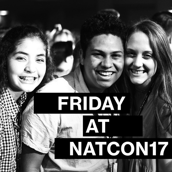FRIDAY AT NATCON17