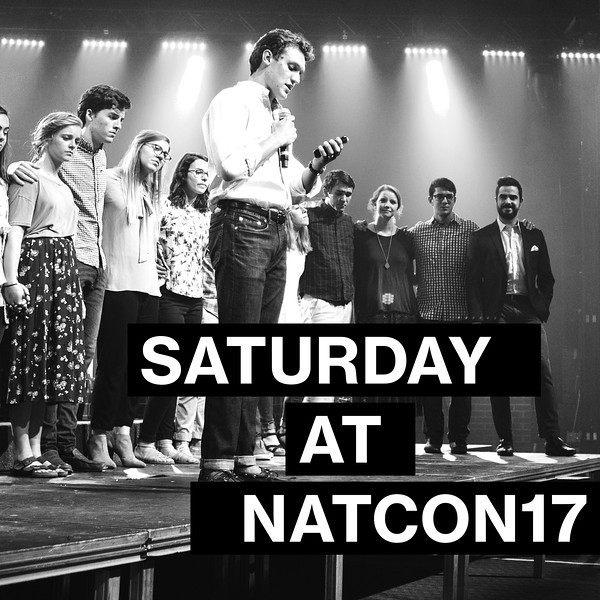 SATURDAY AT NATCON17