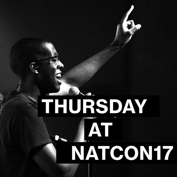 THURSDAY AT NATCON17