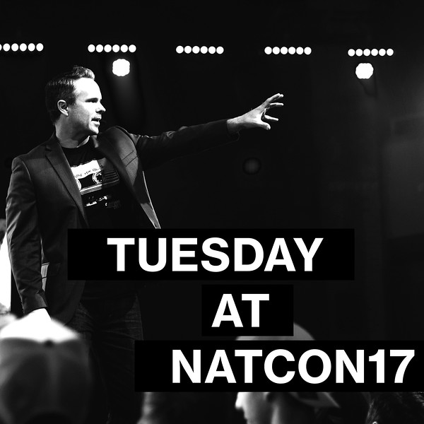 TUESDAY AT NATCON17