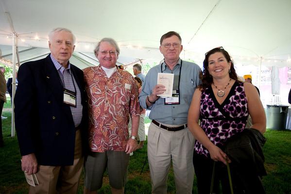 Boston College Veterans Reception