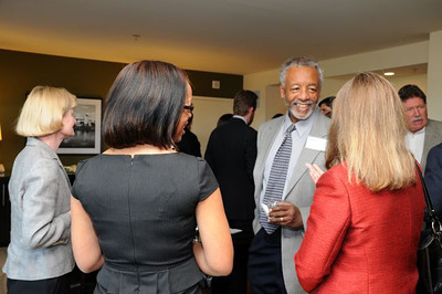 Reception for Past-President's of the Alumni Association
