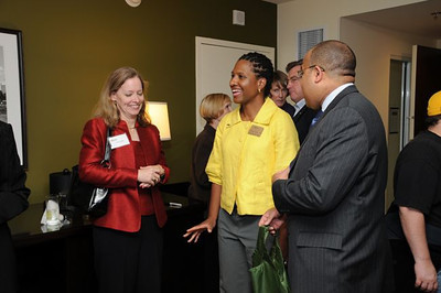 Catherine A. Lemmon, BA Communication '86 MA English '93 (2004-2006), Current President, Tennille Parker, BA Government and Politics `97
