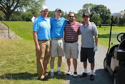 Brent Lucas, Evan Berquist, Steve Boulware, Mike O'Halloran