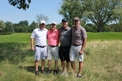Steve London '91., Charlie Nestor, Joe Wertz '02, Dave Murphy '90