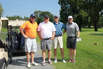 Michael Swanson, Brent Rosso, Barry Gisser, Patrick Moran