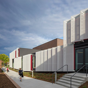 St Paul Academy Performing Arts Centre, USA - HGA Architects