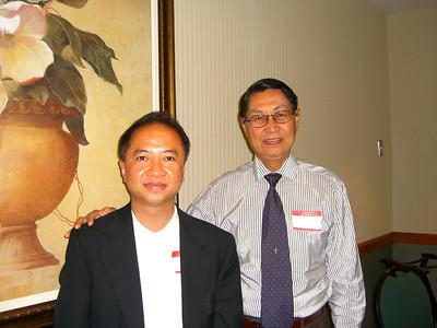 Peter Leong & Saya U Myo Myint (Neurosurgery) photo credit: peter