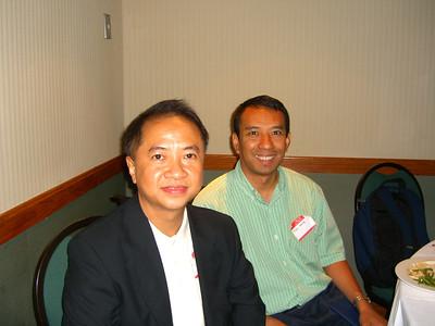 Peter Leong & Ko Than Naing Oo photo credit: peter