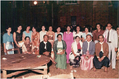 Class of 76-82, IM1 photo credit: Aung Htay