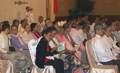 Class of 1977 Reunion, Yangon 2005 photo credit: Kyaw Thett Naing