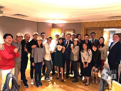 Taipei Regional Reunion   March 6, 2019