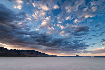 The Alvord Desert and Steens Mountains