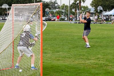 Always Sunny Lacrosse: Summer 2020 Practice