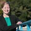 Alyne Butland Fitchburg Ward 3 Candidate. SENTINEL & ENTERPRISE/JOHN LOVE
