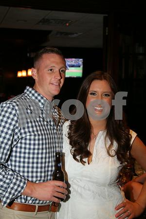 Alyssa & Ryan  Engagement party