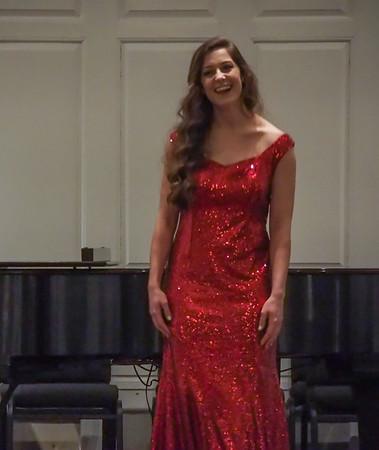 Alyssa Venora Recital  Nov. 2016