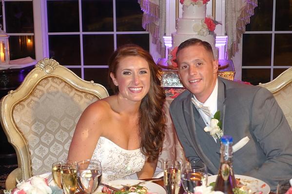Alyssa and Ryan wedding 9/25/15