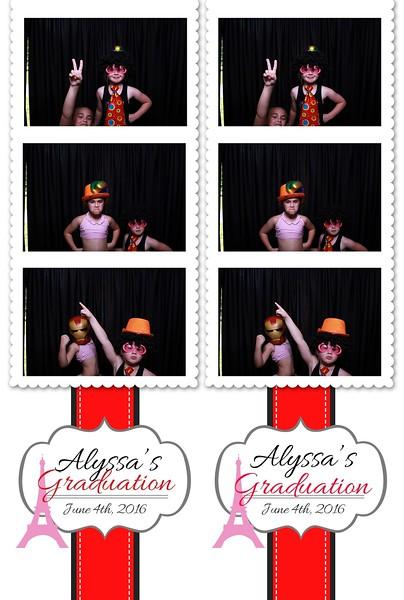 Alyssa's Grad Party 2016