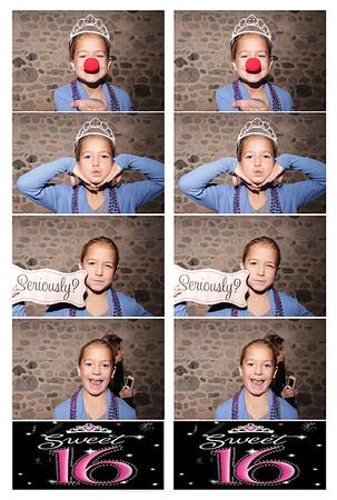 Alyssa's Sweet 16 Party