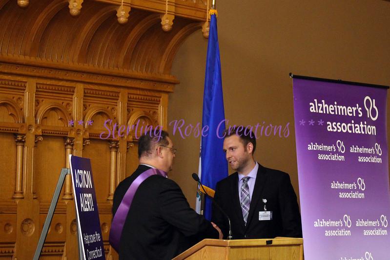 Representative Mitch Bolinsky & Ian MacDonald